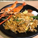 Pad Thai River Prawn
