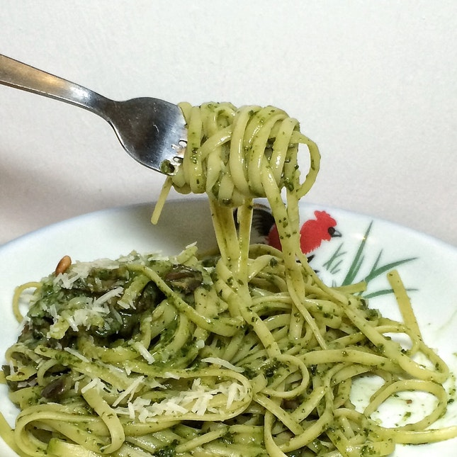 Fresh Pesto $12