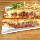 Beef Rendang Grilled Cheese $16