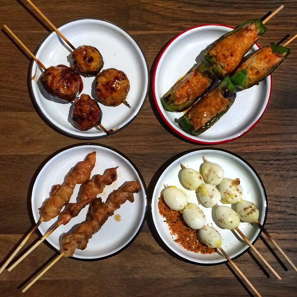 Hot off the grill on Tras Street is Birders - a yakitori & sake bar with a menu conceptualized by Chef Makoti Deguchi, formerly from one Michelin starred Sola in Paris
