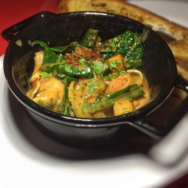 Mussel Pan Roast $20