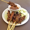 Mutton & Beef Satay $0.70/pc