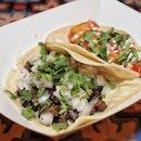 Lengua Taco - $7