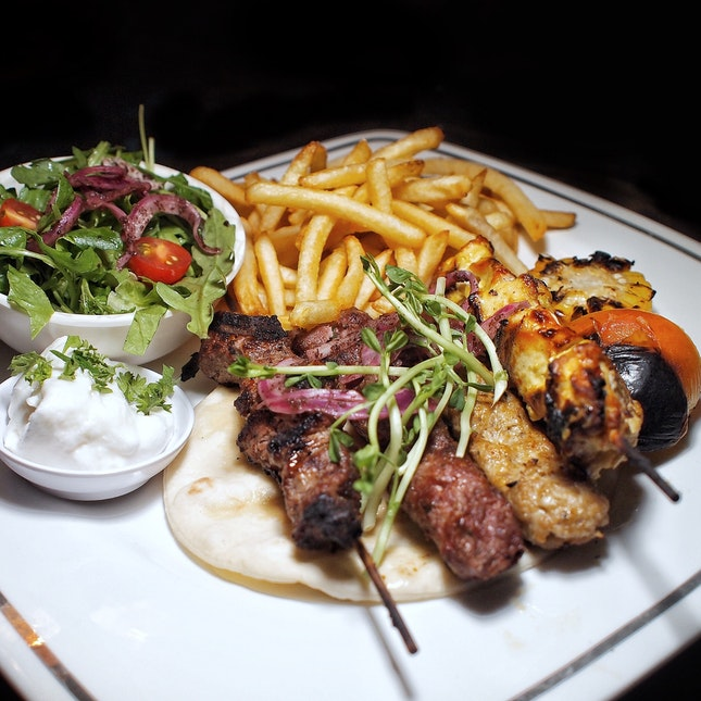Mixed Grill $33
