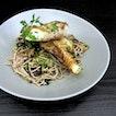Roasted Cod & Soba Noodle Salad $24