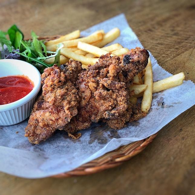 Chicken In A Basket $9.9++