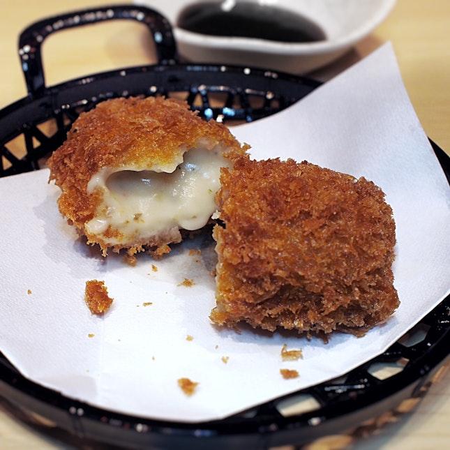 Hokkaido Ebi Cream Croquette $3.5