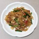 Stir-fried Fresh Organic Bamboo Shoot w/ Bacon $14.8