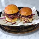 Texas Pork Belly Sliders $15