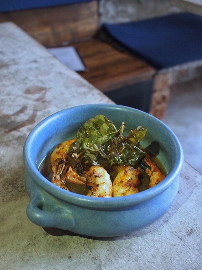 Roasted Shrimps $14