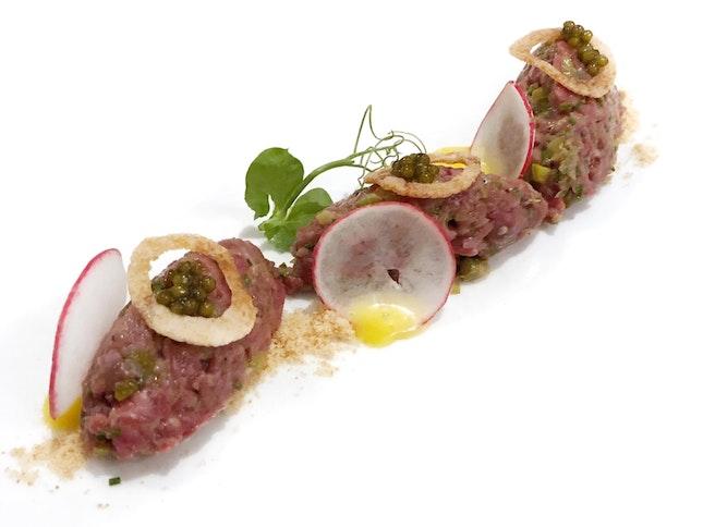 Steak Tartare $38