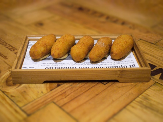 Blue Cheese Croquettes $14