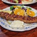 Chicken Urfa Kebab $28