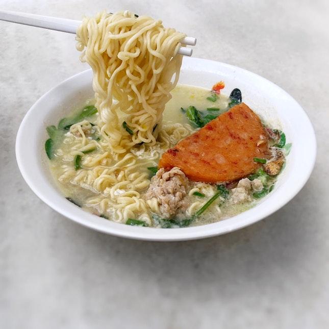 Egg Noodles $6