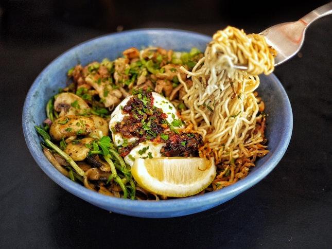 Roast Pork Noodles $18