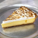 Lemon Meringue Tart $7