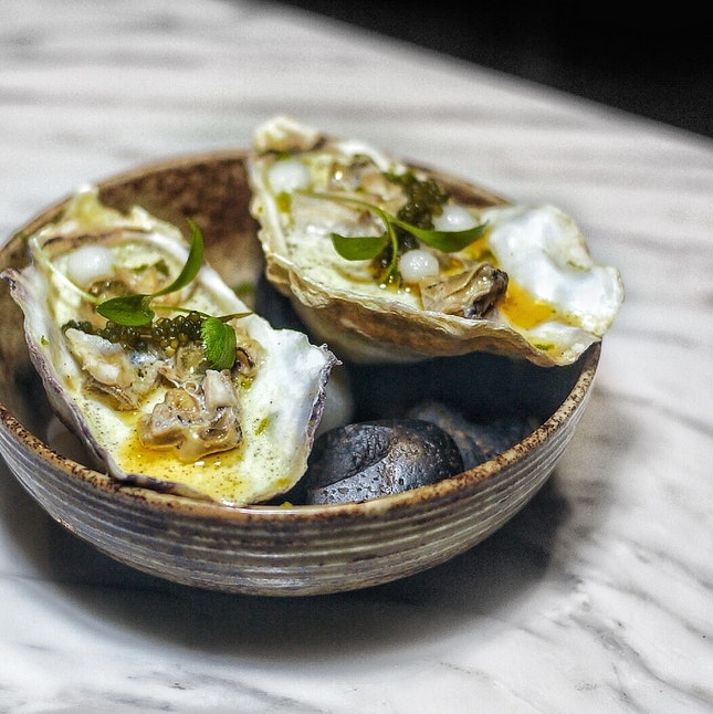 Oyster Eggs $11