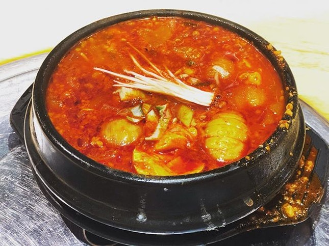 Korean delights.