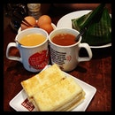 #traditional #breakfast #instafood #toastbox 🍴🍞