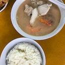 Seafood Fish Soup (Batang Fish)
