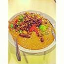 $4 Mee Rebus + $3 Kupang; My 😱😱 #lunch