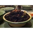 buah keluak fried rice peranakan #tapas style #nomnomnom #foodie #igsg