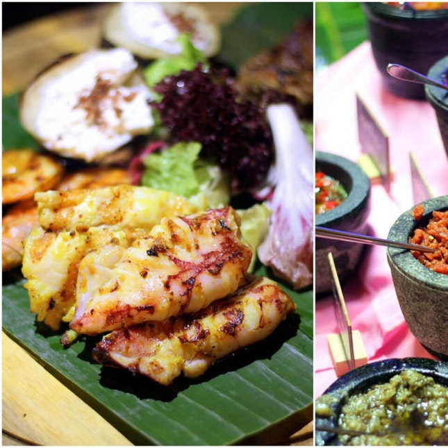 Bintan -Nelayan Beachside Restaurant