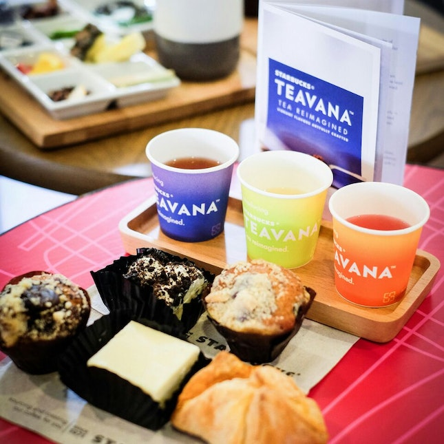 Starbucks® TEAVANA™ – The World of Tea Reimagined