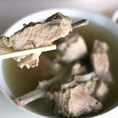Wonderful Peppery Broth For Rainy Days