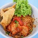 Delicious Vietnamese Style Wanton Mee!