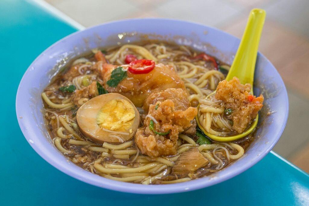 511 Lor Mee (Kaki Bukit 511 Market & Food Centre)