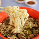 Delicious Beef Noodles Since 1921