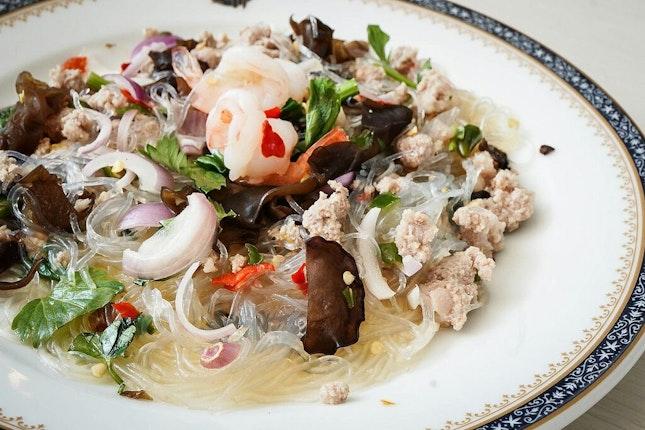 Cheap and Good Thai Food in Tai Seng
