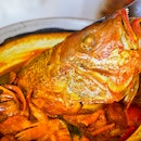 Brilliant Curry Fish Head That'll Leave You Gasping For More