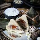 Delicious Rice Dumplings with Succulent Iberico Pork!