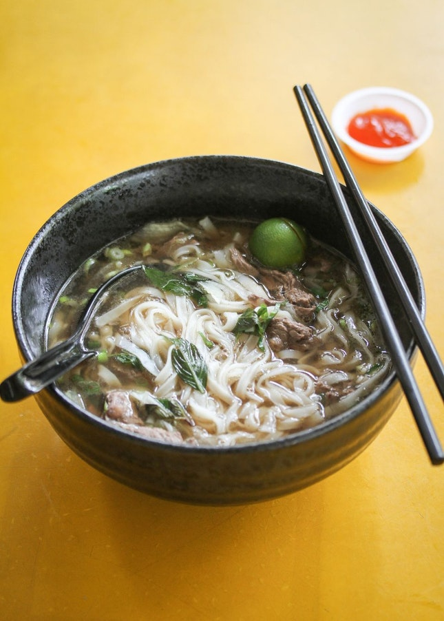 Authentic Vietnamese Food That You've Been Looking Pho!