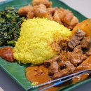 Indonesia Curry Rice (Bendemeer Market & Food Centre)