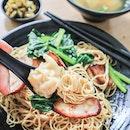 Handmade Hong Kong-Style Wanton Noodles