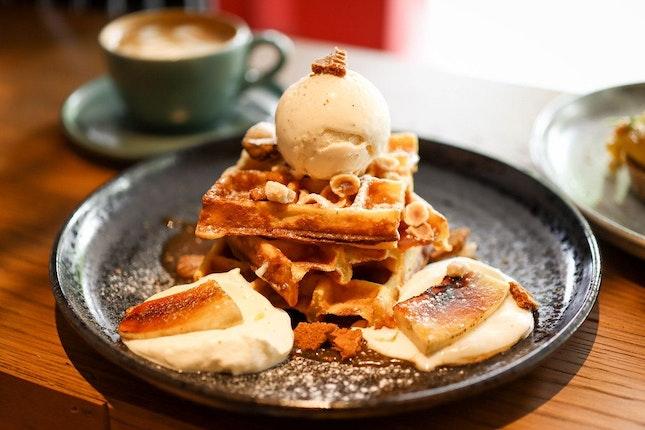 Popular Cafe Reopens on Upper East Coast Road