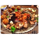 #FotoRus #weekend #dinner #korean #bbq #delicious