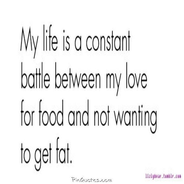 food funny fat quote funnyquotes sarcasm pi... (5/21)