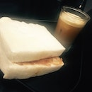 White Bread & Iced Expresso Shot