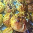 火山燒包 Volcano Chicken Baked Pao