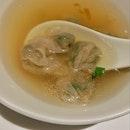 扁肉汤 Pork Dumpling Soup