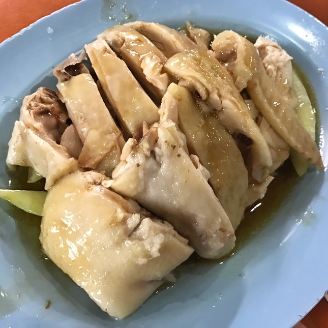 Hainanese chicken wings x 2
