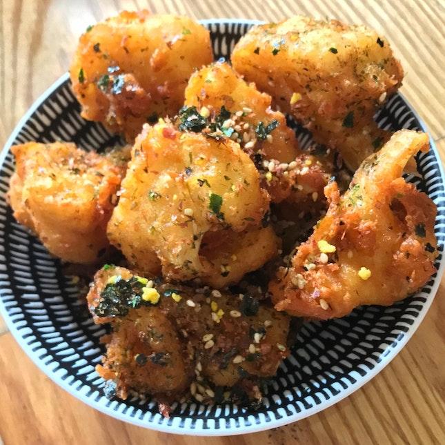 Furikake Cauliflower