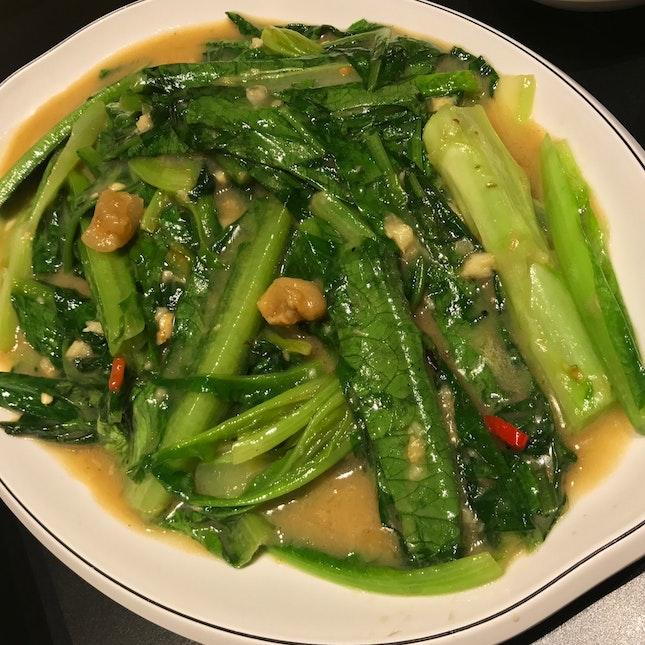腐乳油麥 Chinese Lettuce Stir Fried In Fermented Soy