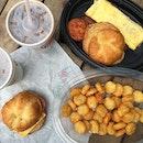 Sunday breakfast with love