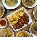 Breakfast with Thai Fusion Wanton Mee