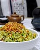 "Crystal Jade Yangzhou Fried ""Rice shaped pasta"" - $16.80 😍"